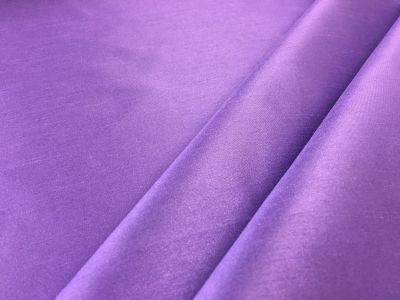Matt Satin Back Shantung Purple I168