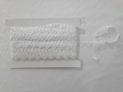 Moroccan Lace White