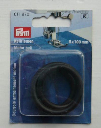 Prym Sewing Machine Replacement Motor Belt