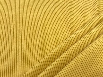 Soft Touch 6 Wale Corduroy Mustard T277
