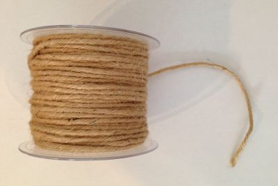 Narrow Hessian Cord