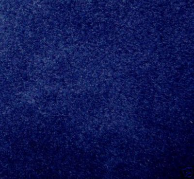 Navy Polar Fleece Fabric