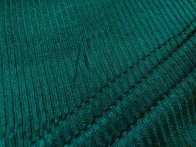 Ribbed Jersey Jade Green B155