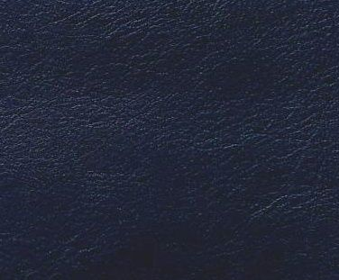 Navy Blue Leatherette Fabric