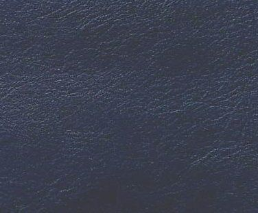 Flame Retardant Navy Faux Leatherette Fabric