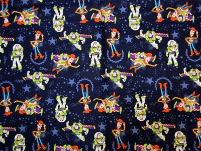 Toy Story Navy Multi P19