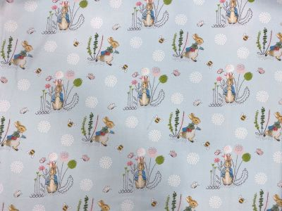 Peter Rabbit Pale Blue P62