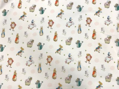 Peter Rabbit Characters White P65