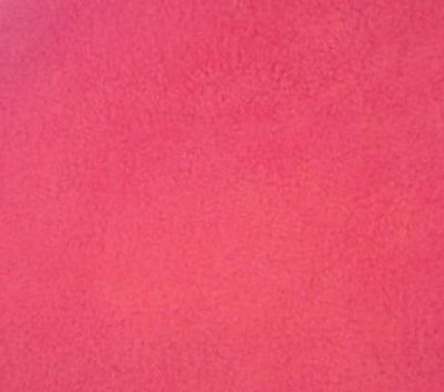 Cerise Pink Polar Fleece Fabric