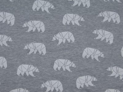 Polar Bear Jersey Grey Q1