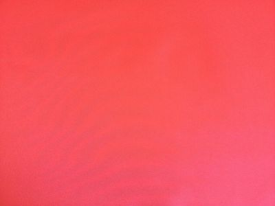 Soft Touch PU Coated Polyester Red C6628