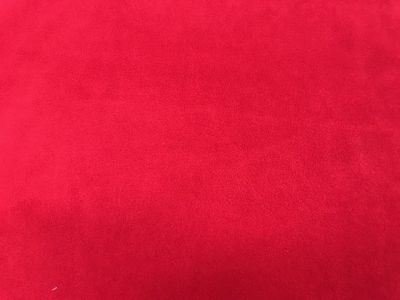 Red Polar Fleece Fabric