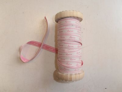 Love Ribbon Pink