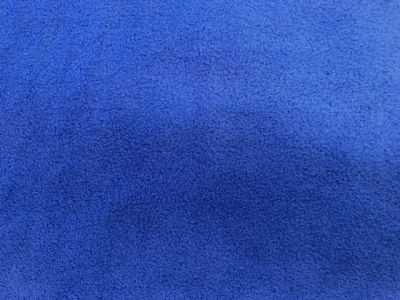 Royal Blue Polar Fleece Fabric ES012