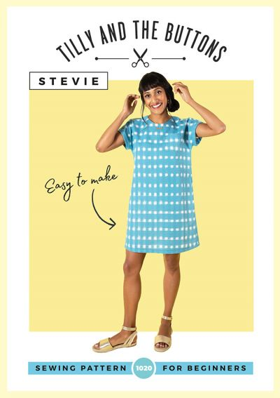 Tilly and the Buttons Stevie Sewing Pattern