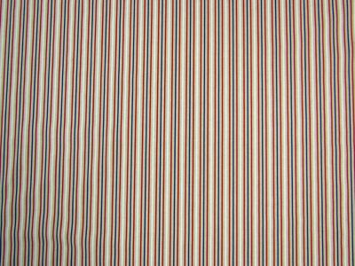 Union Stripe Red White Blue T209