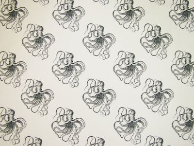 Octopus Organic Cotton Natural T257