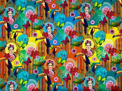 Frida Tropical Multi T298