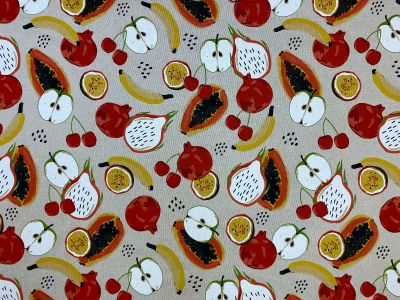 Fresh Fruit Linen T324