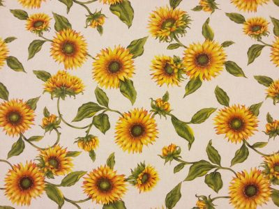 Happy Sunflower Linen T50
