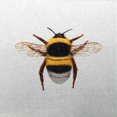 Bumblebee Cushion Panel