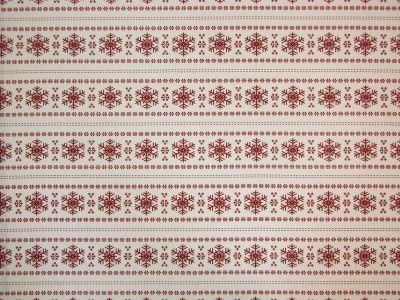 Scandi Christmas Snowflake Tex Ex 1643