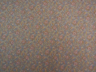 Sweet Paisley Cocoa Brown Tex Ex 1721