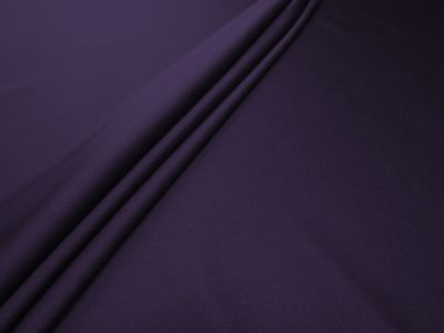 Satin Crepe Purple Tex Ex 1730