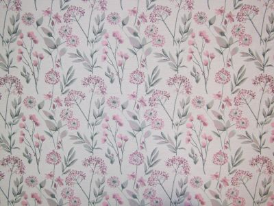 Botanica Rose Floral Fabric Tex Ex 1763