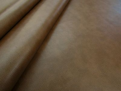 FR Plain Leatherette Light Brown Tex Ex 1867