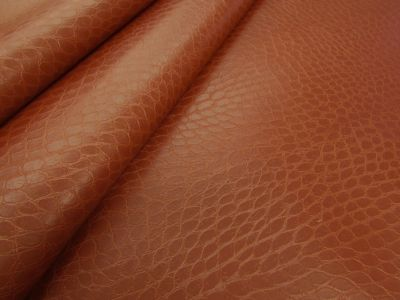 FR Crocodile Leatherette Brown Tex Ex 1868