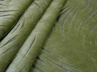 Palm Velvet Chartreuse Green Tex Ex 2033