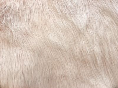 Luxury Faux Fur Blush Pink Tex Ex 2046