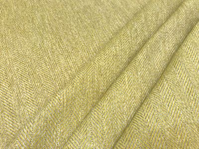 Toscana Brushed Herringbone Gold Tex Ex 2145