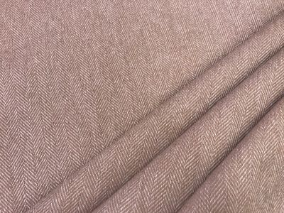 Toscana Brushed Herringbone Blush Tex Ex 2146