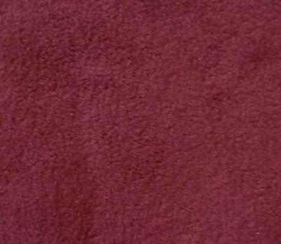 Wine Polar Fleece Fabric ES012