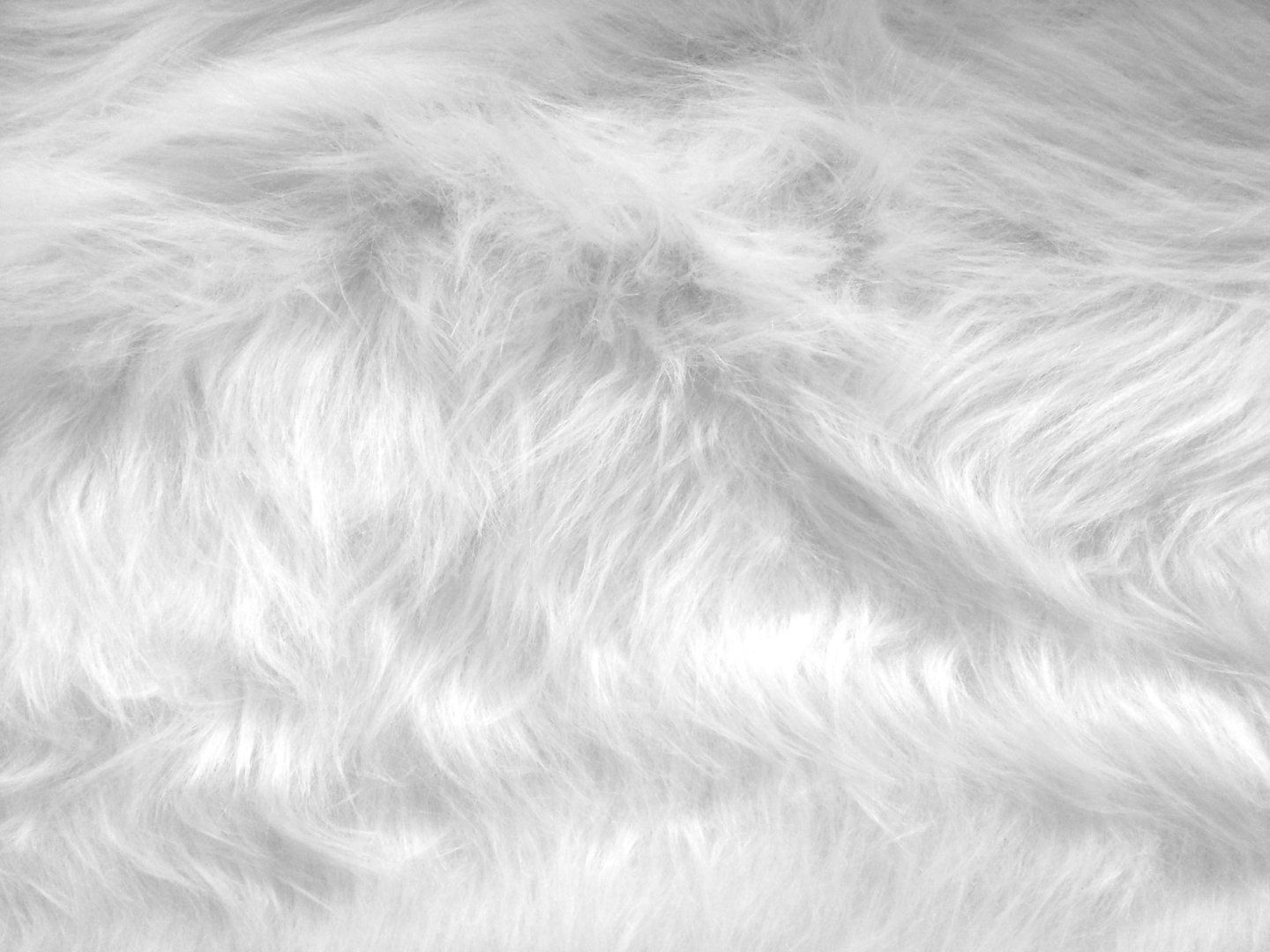 Plain Long Hair Fur White A356 Textile Express Buy Online