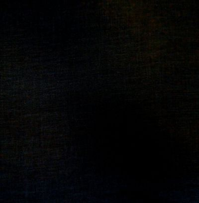 Black Cotton Flame Retardant Muslin Fabric