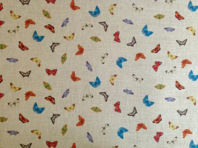 Tex Ex Originals Butterfly Linen Dinky