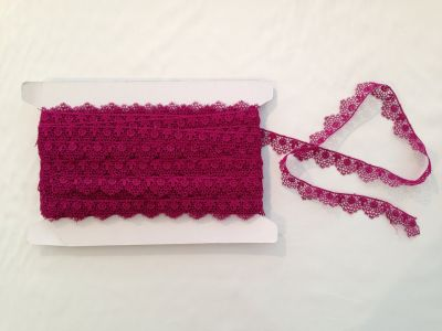 Moroccan Lace Plum