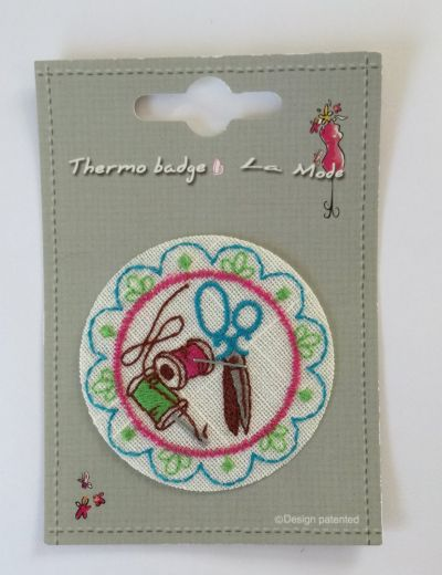 Seamstress Patch