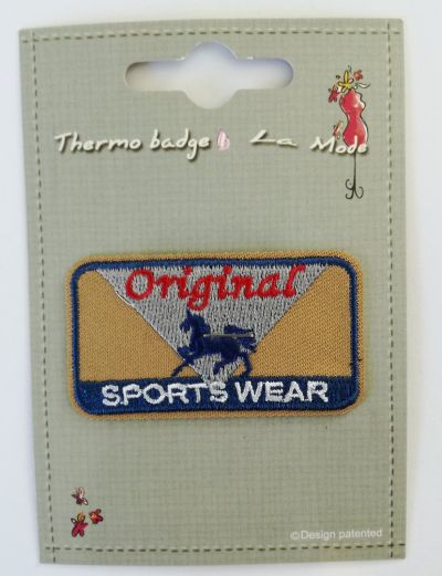 Original Sportswear Patch