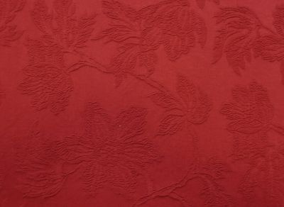 Washed Antique Shabby Burgundy Tex Ex 1780